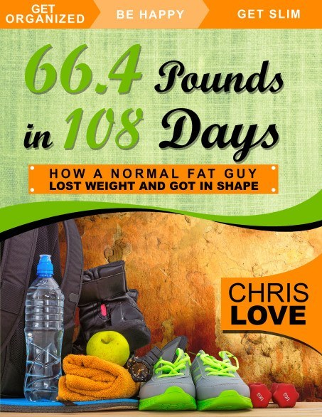 66 Pounds in 108 Days - How a Normal Fat Guy Lost Weight and Got In Shape